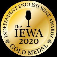 IEWA20 Gold Logo